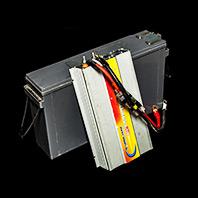 Batteri & Inverter