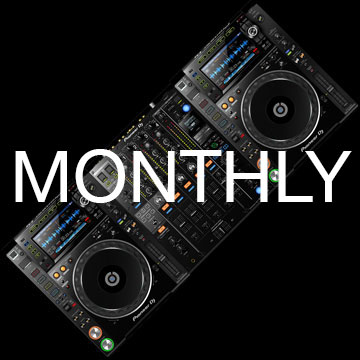 CDJ DJ Bundle Monthly