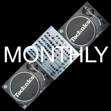 Vinyl DJ Bundle Month