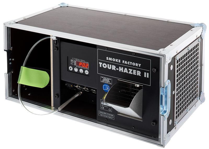 Smoke Factory Tour Hazer II-S