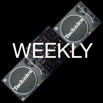 Vinyl DJ Setup Ugeleje