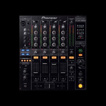 Leih ein Pioneer DJM-800 DJ-Mischpult