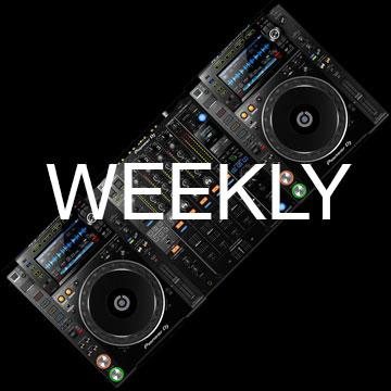 CDJ DJ Setup Ugeleje