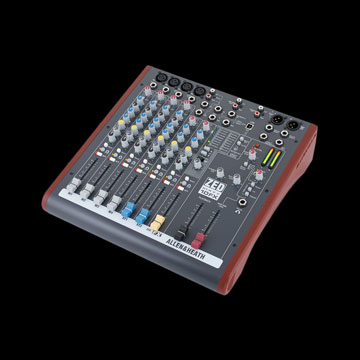 Small PA Mixer