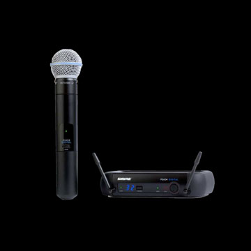 Wireless Microphone Shure Beta 58A